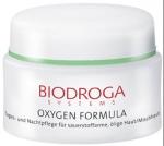 Oxygen Formula Tages/ Nacht Creme für Sauerstoffarme ölige-, Mis