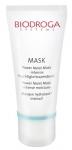 Power Moist Maske von Biodroga als Feuchtigkeitsspender für Gesi